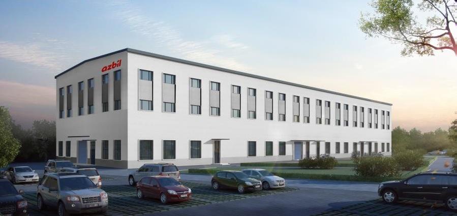新工場棟イメージ