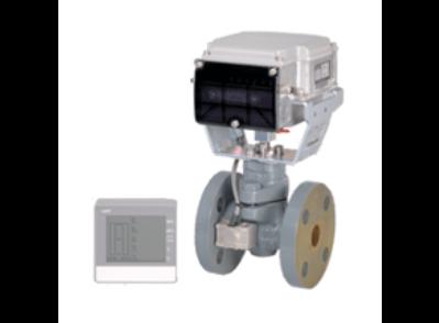 流量計測制御機能付電動二方弁ACTIVAL™