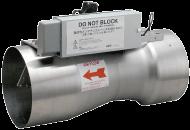 安全・安心な室圧制御システム
