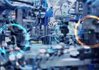 ビデオ「超スマート工場の実現」のタイトル画面