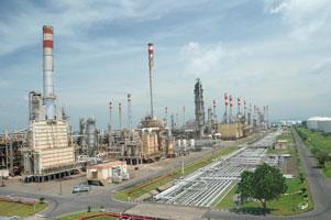 building photo : PT Pertamina (Persero) Refinery Unit IV
