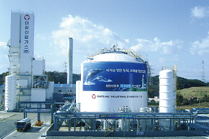 建筑照片 : Daesung Industrial Gases Co., Ltd.(大成产业气体株式会社)