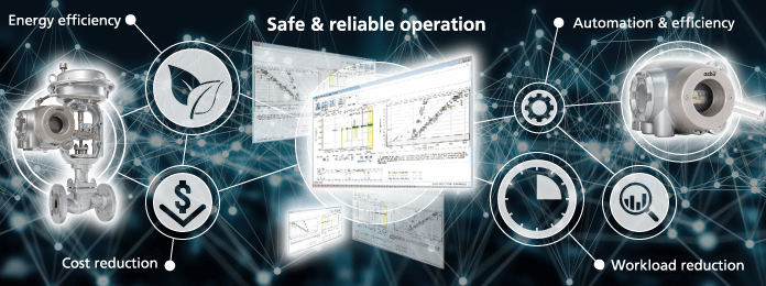 Safe & reliable operation, Energy efficiency, Automation & efficiency, Cost reduction, Workload reduction
