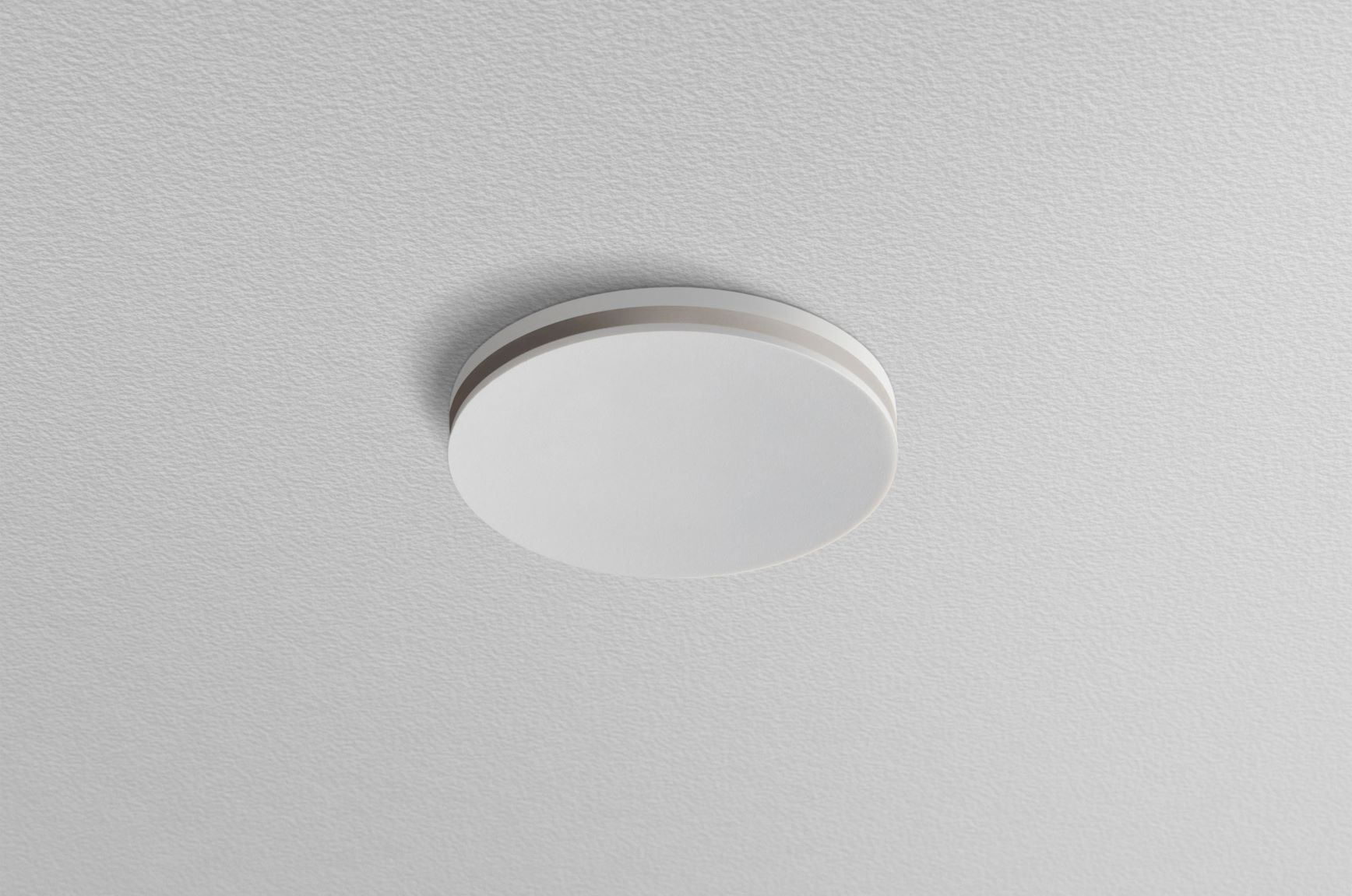 Ceiling-mounted temperature sensor (round type)