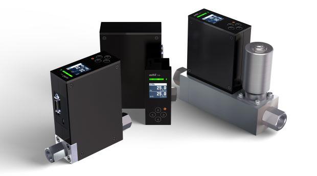 Digital mass flow controller model F4Q