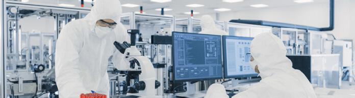 Pharmaceutical Factory Photo