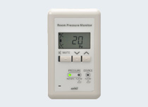 Room Pressure Monitor User Interface for Infilex VN Venturi Valve