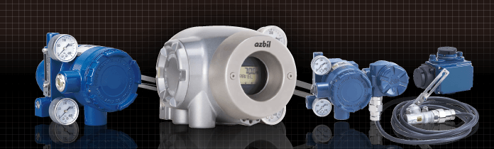 Product photo : Smart valve positioner selection